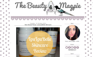 LouLouBelle Skincare on The Beauty Magpie