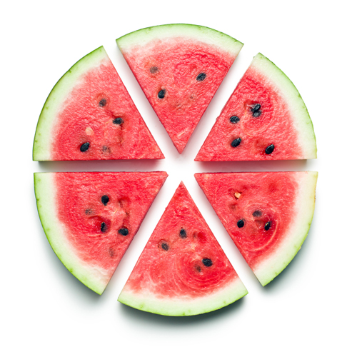 Watermelon is a powerhouse for your skin