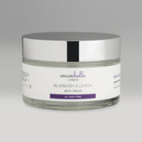LouLouBelle Blueberry & Lemon Body Cream High Res